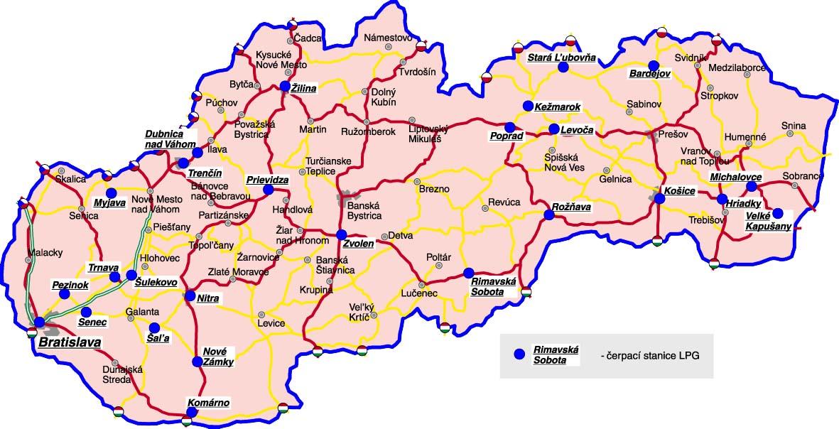 Zobacz Temat Dostepnosc I Ceny Lpg Na Stacjach W Europie